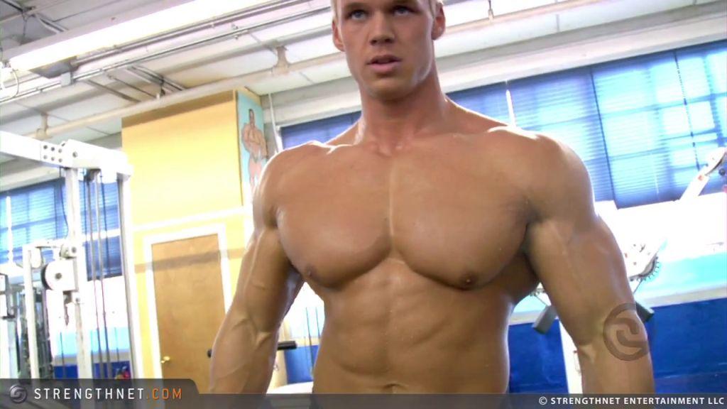 Steven Webb Bodybuilder 2013