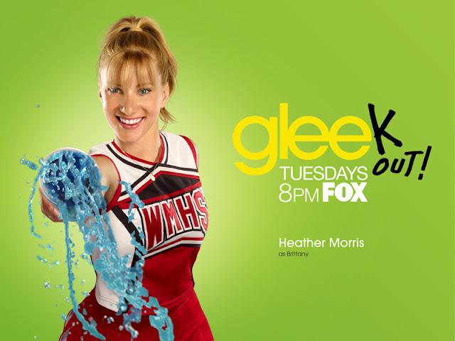 La série Glee, Brittany