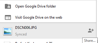 http://pctipsandtweaks.blogspot.in/2015/01/updated-google-drive-with-sync-status.html