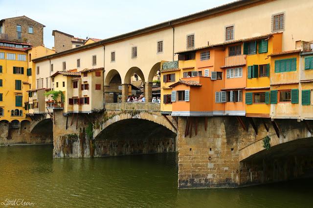 Stadtlandeltern - Italien - Florenz - Ponte Vecchio