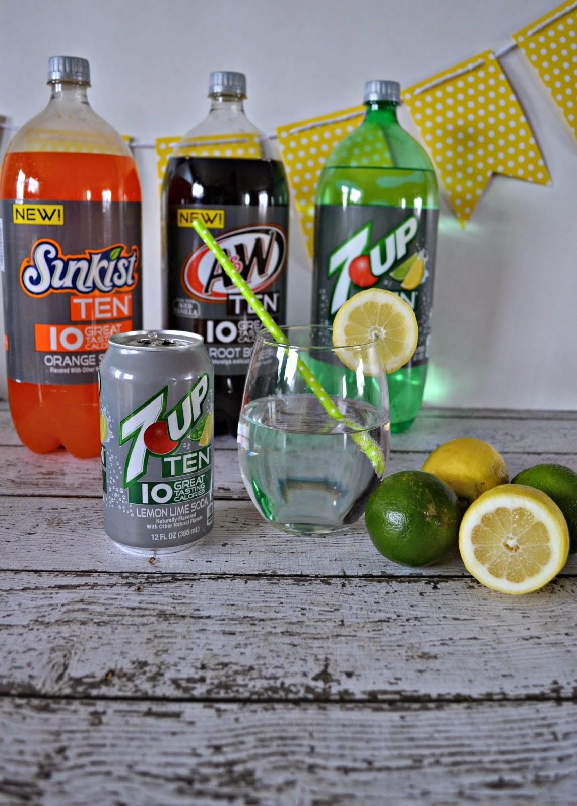 #TENways low calorie DPSG sodas
