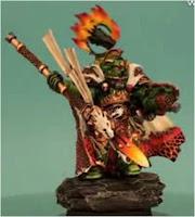 Vulkan He'stan, Padre Forjador de los Salamandras