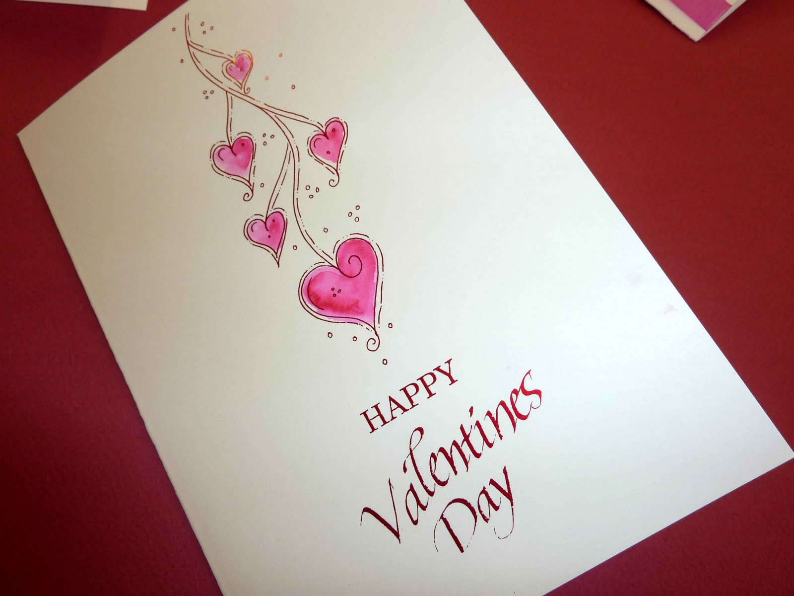 How to create your own valentines card tonergreen eco for How to make a good valentines day card