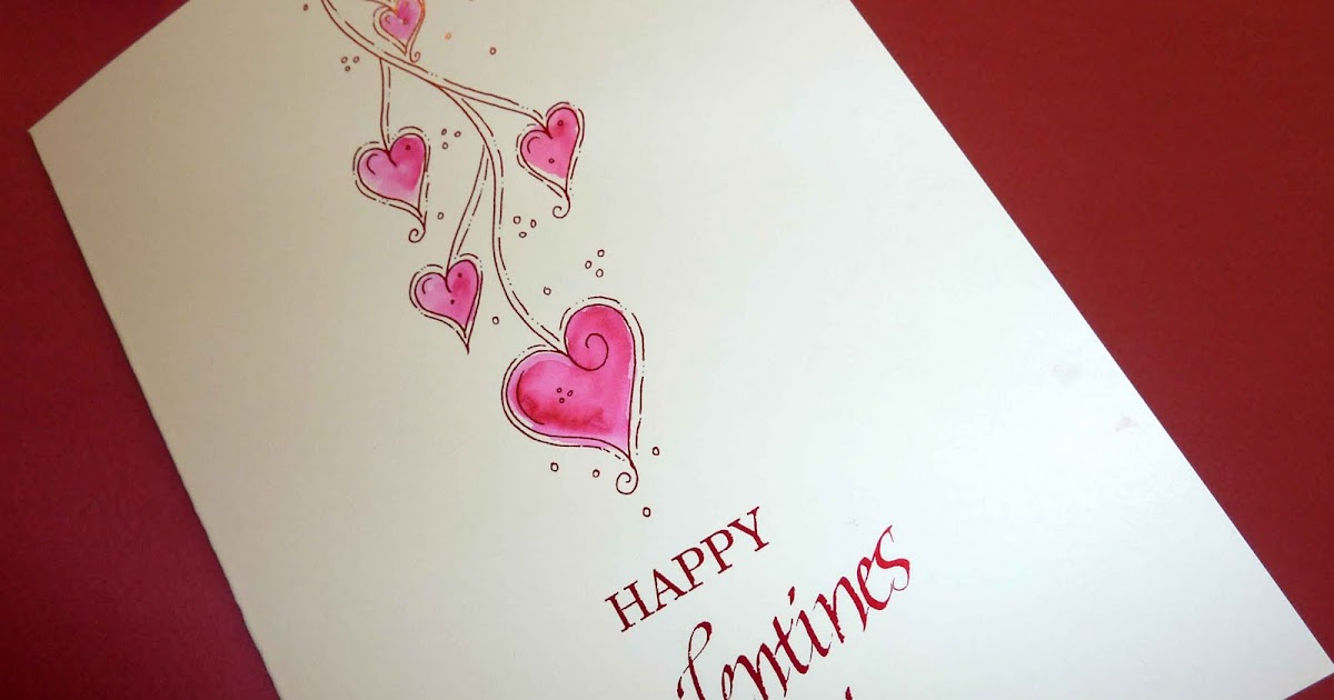 How to Create Your Own Valentines Card – Make a Valentines Card Online