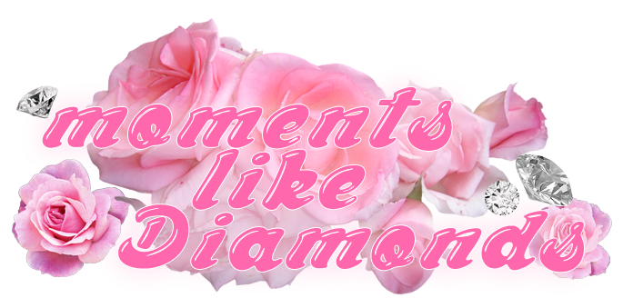 Moments like Diamonds | by Sara Mari