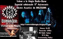 Especial: 11° Aniversario celebrando junto a Inazulina electro acustico en vivo (Epic Gothic)