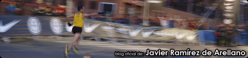 JAVI SPRINTERO - blog de Javier Ramírez de Arellano