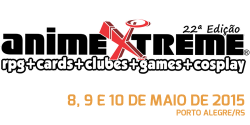 Imagem com a logo do evento e a data
