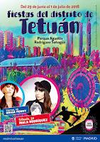 Fiestas del distrito de Tetuán 2018
