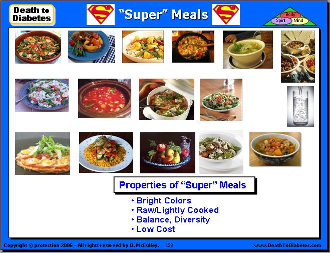 Diabetes meal planning why people dont eat healthy foods super meal plate for reversing type 2 diabetes forumfinder Images