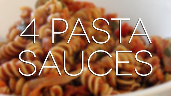 Nice pasta sauce recipe