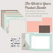 National Scrapbooking Month — The World Is Yours