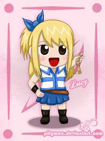 FAIRY TAIL Lucy FairyTail Family Chibi