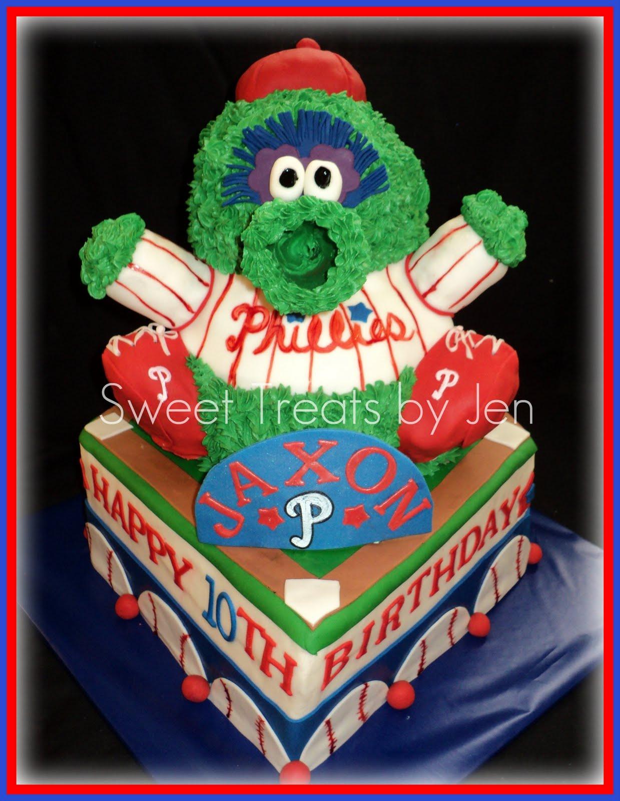 Phillies birthday package