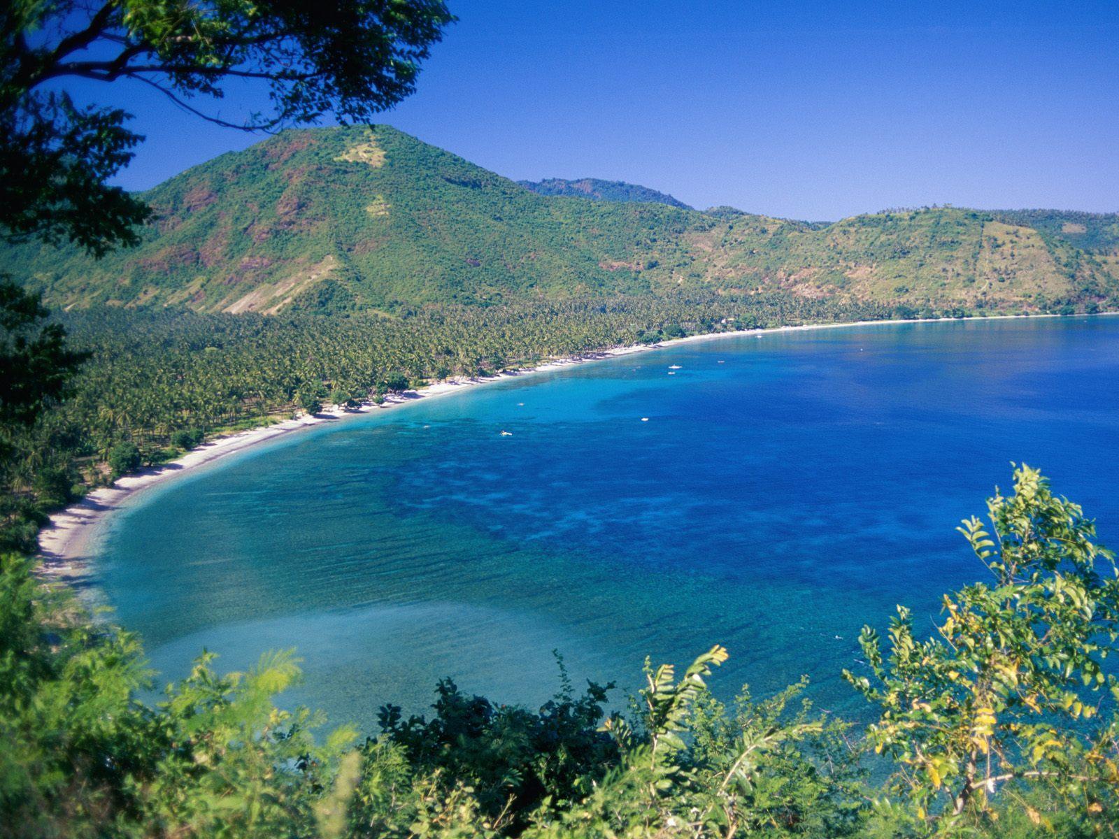 Pemandangan pemandangan indah di indonesia