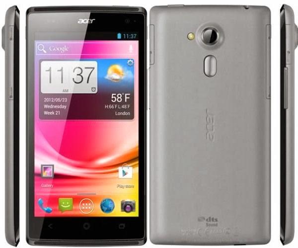 Acer Liquid Z5 Phablet Android harga dibawah 2 juta