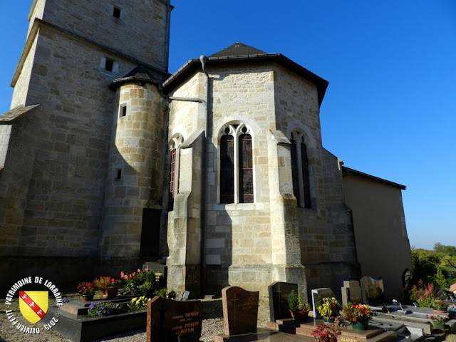 LAGNEY (54) - Eglise Saint-Clément (XVe-XIXe siècles)