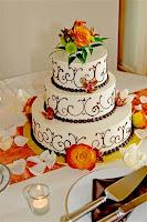 Wedding cakes tiramisu