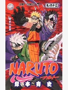 Ver Naruto Manga 618 Español Online