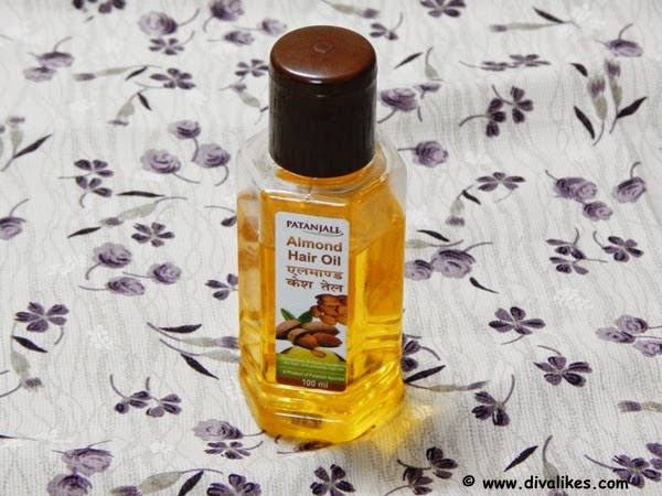 Patanjali Almond Hair Oil Review Diva Likes