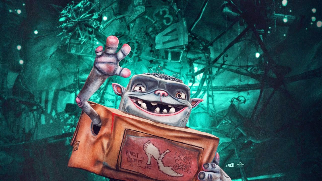 the boxtrolls-steve blum-shoe