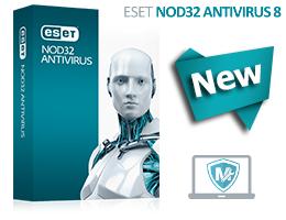 Descargar ESET NOD32 Antivirus 8