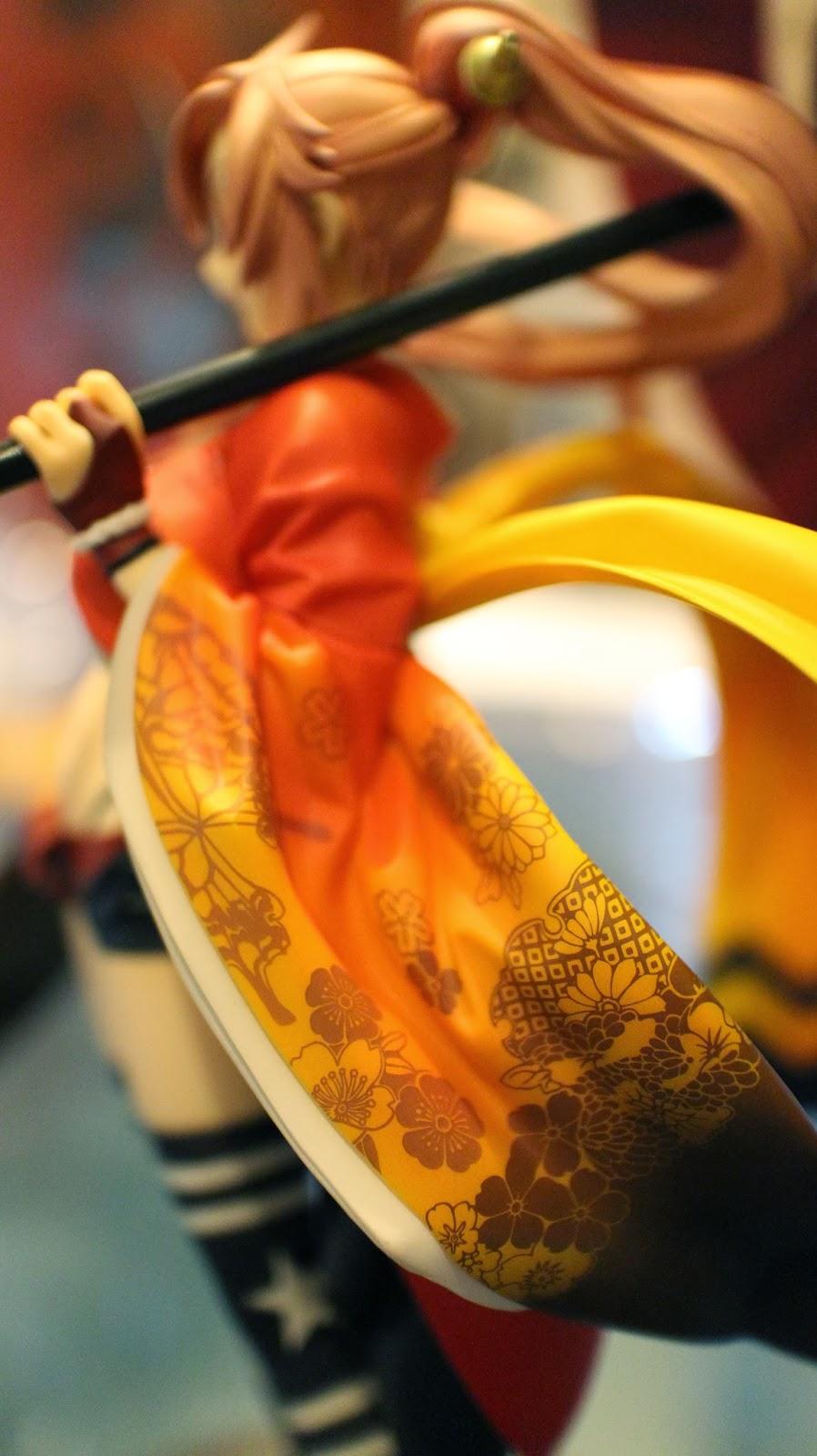 hyakka ryouran, keiji maeda, alter x hobby japan