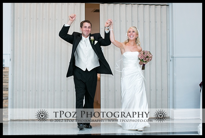 Introductions Kurtz's Beach Wedding Reception