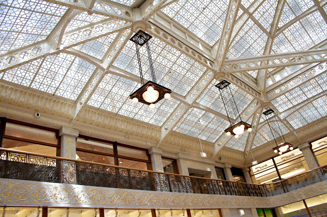 The Rookery Building, Chicago. Tammy Sue Allen Photography, Lansing Michigan.