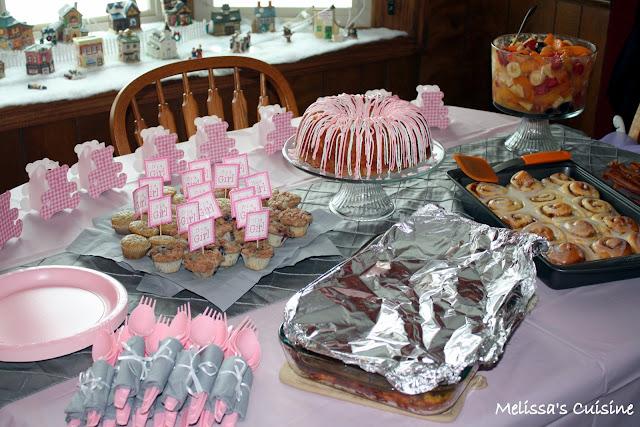 Melissa s cuisine strawberries and cream cake