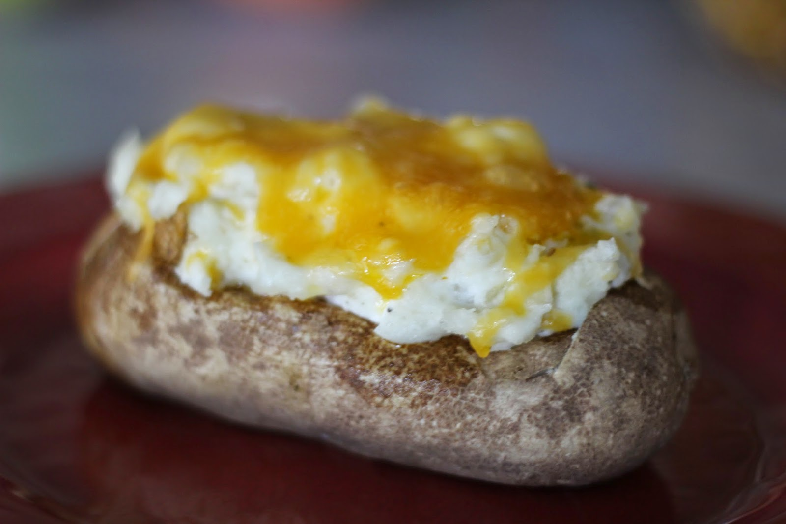 Bountiful Kitchen: Loaded Twice Baked Potatoes