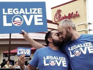 Eleitores dos estados americanos do Maine, Minnesota, Washington e Maryland vão decidir em plebiscito se querem ou não a legalização do casamento igualitário (Foto: Getty Imagens)