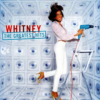 Whitney Houston The Greatest Hits CD Capa