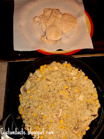Meal Idea: Chicken and Rice Bake by Custom Taste
