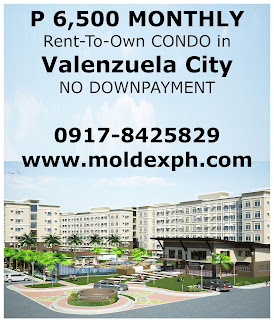 Rent to Own Condo in Valenzuela City