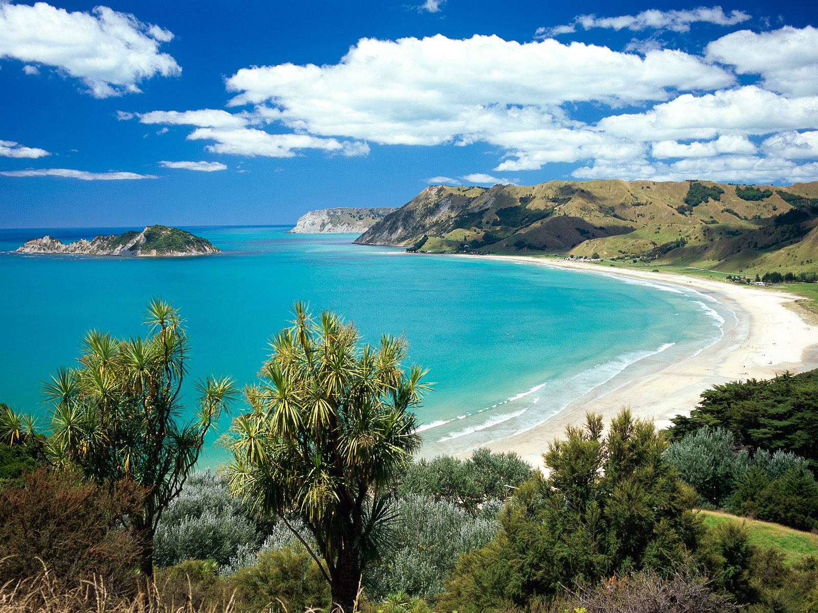 New Zealand Travel Information And Travel Guide