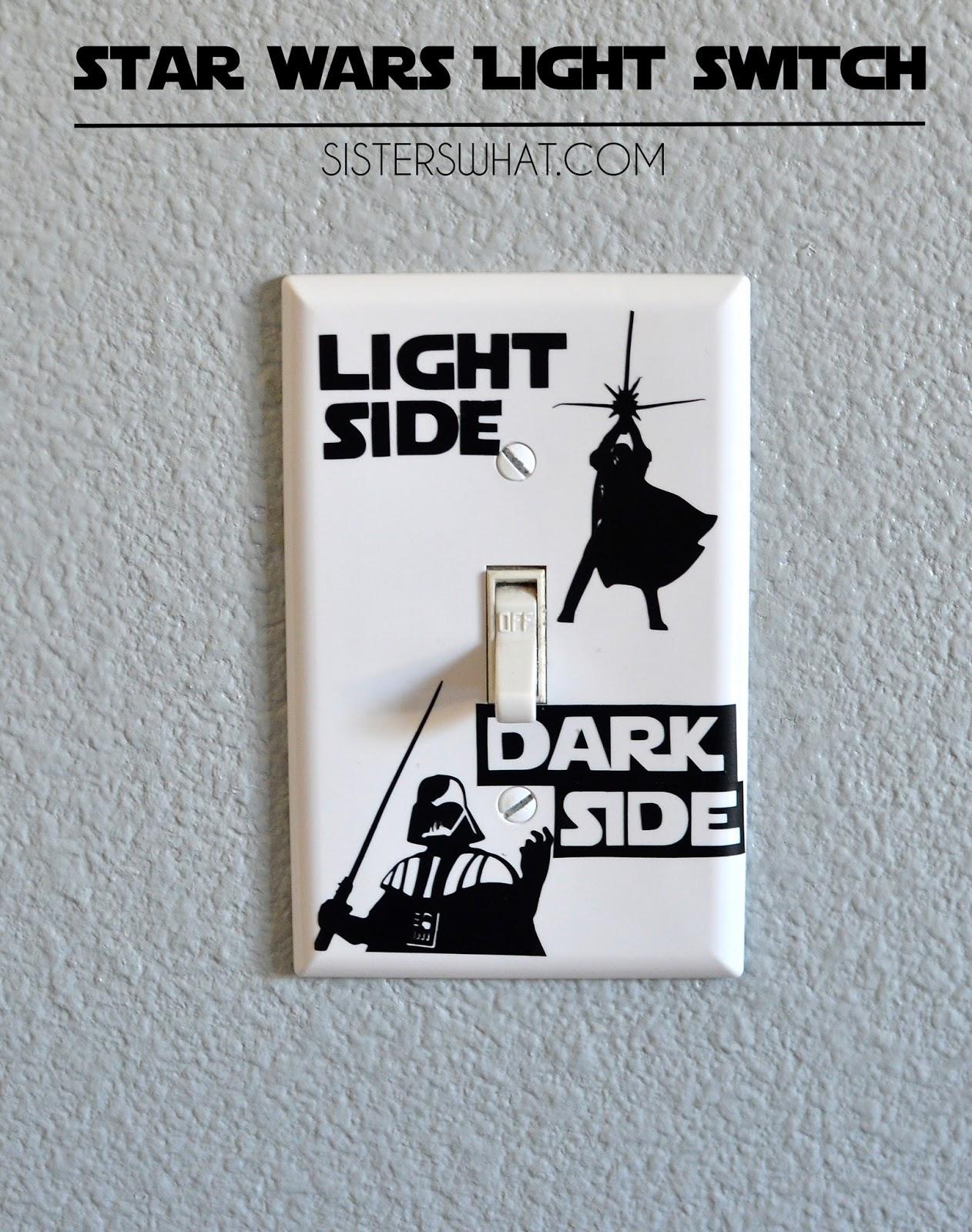 Star Wars Light Switch