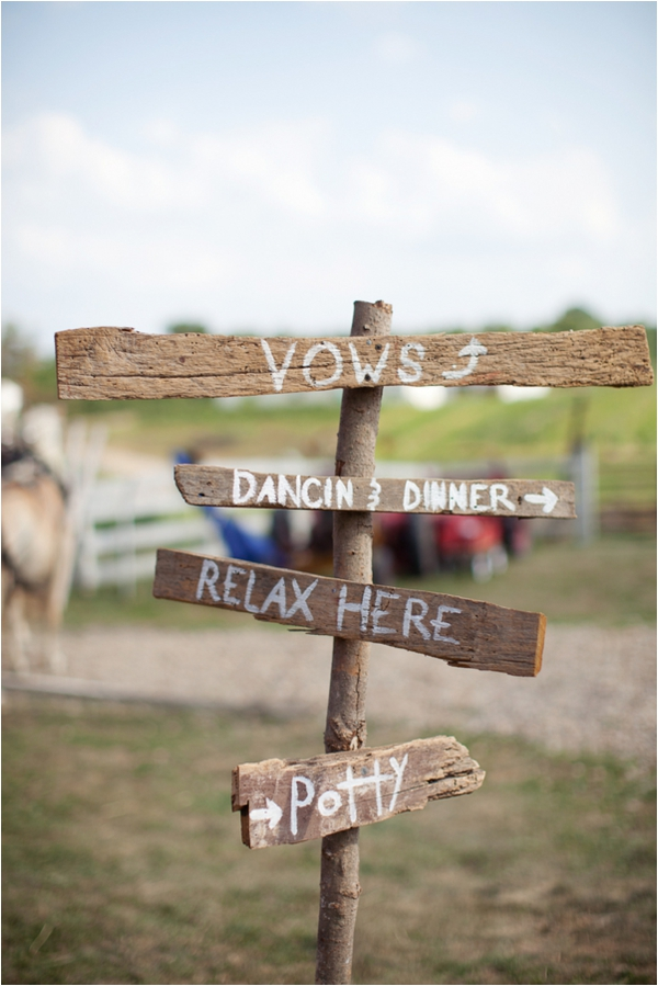 Backyard Farm Wedding [Rachel Joy Photos]