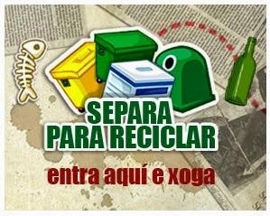 Xoga a reciclar!