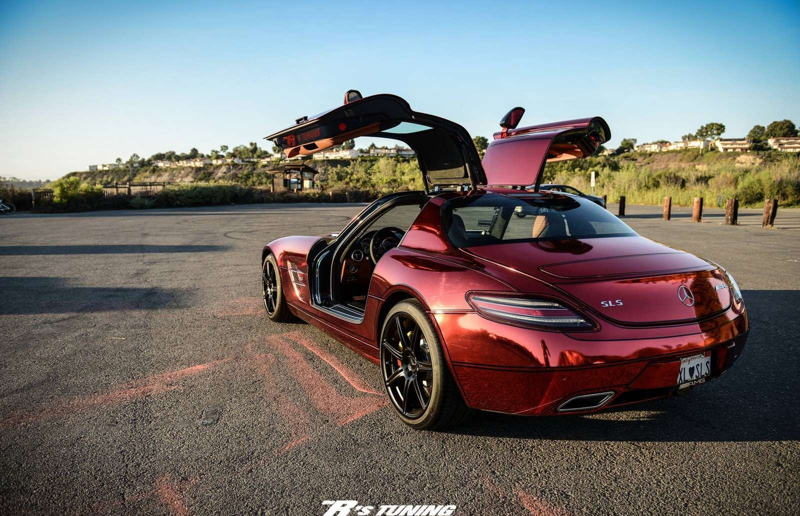 Mercedes benz sls amg iron man by the r s tuning latest for How much is a mercedes benz amg
