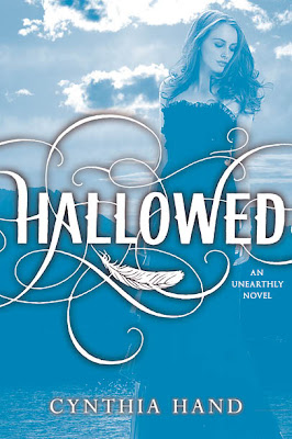 Hallowed (Unearthly #2): Cover Love