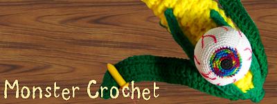 Monster Crochet