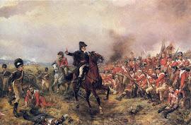 BATALLA DE WATERLOO (18/06/1815) EJÉRCITO FRANCÉS Vs TROPAS BRITÁNICAS, HOLANDESAS Y ALEMANAS