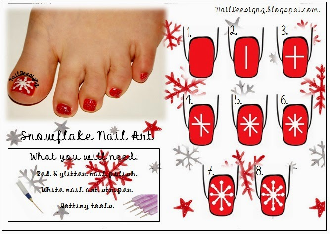 http://naildeesignz.blogspot.co.uk/2013/12/snowflake-pedicure.html