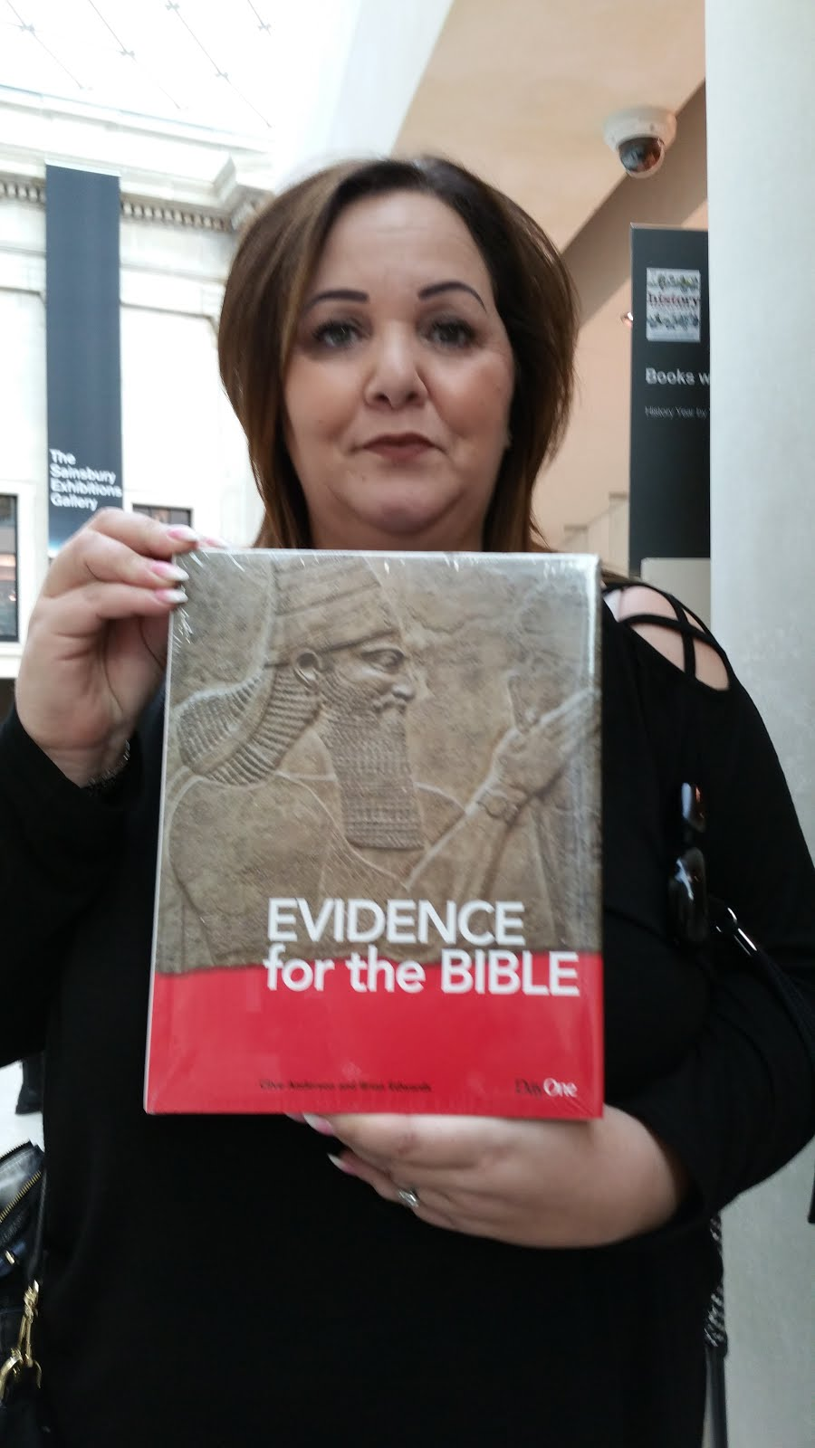 The British Museum has many clay tablets proving the BIBLE.