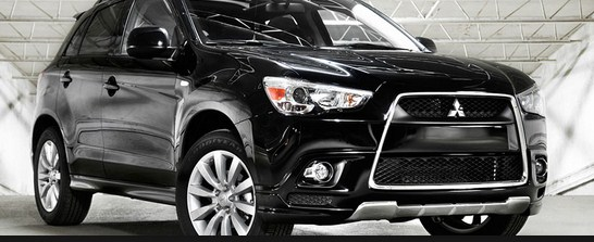 Mitsubishi Outlander Cuv Awd Gts Suv Automotive Suvs Blog