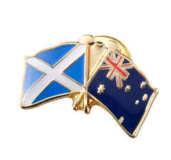 Australia and Scotland