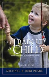 "*Read the book ""To Train Up A Child""…"