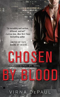 Post thumbnail of Review: Chosen By Blood by Virna DePaul