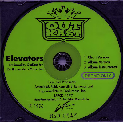 OutKast – Elevators (Me & You) (Promo CDS) (1996) (320 kbps)